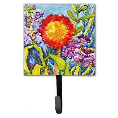 Sunflower Leash Holder and Wall Hook