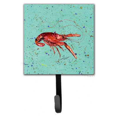 Crawfish Leash Holder and Wall Hook