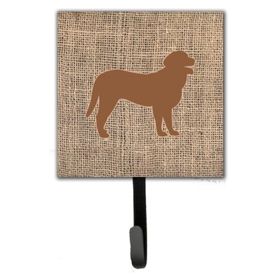 Curly Coated Retriever Leash Holder and Wall Hook