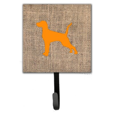 Pointer Leash Holder and Wall Hook