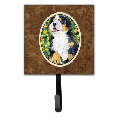 Bernese Mountain Dog Leash Holder and Key Hook
