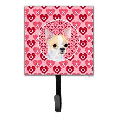 Chihuahua Leash Holder and Key Hook