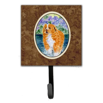Nova Scotia Duck Toller Leash Holder and Key Hook