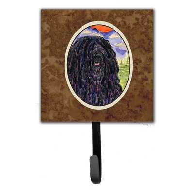 Puli Leash Holder and Key Hook