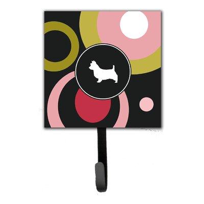 Australian Terrier Leash Holder and Key Hook