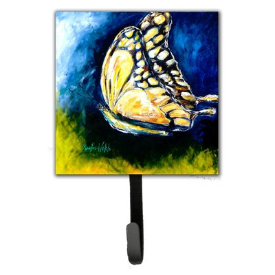 Butterly Forward Motion Wall Hook