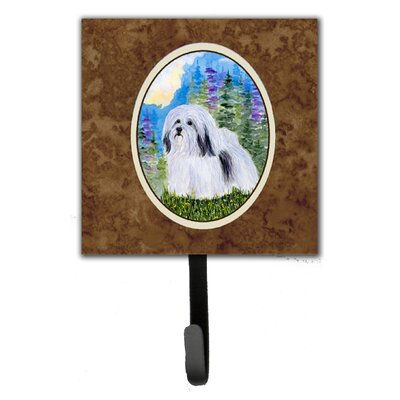 Caroline's Treasures Havanese Wall Hook
