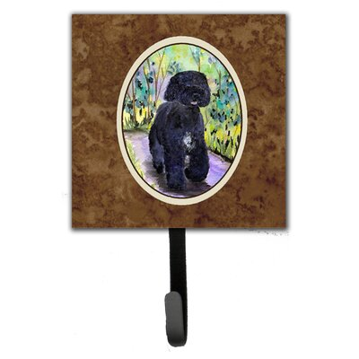 Portuguese Water Dog Wall Hook