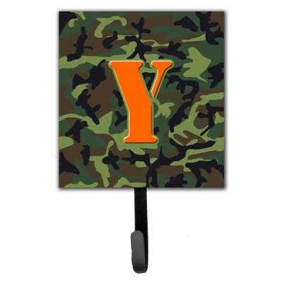 Day of the Dead Skulls Wall Hook Letter: Y