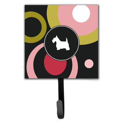 Scottish Terrier Leash Holder and Wall Hook