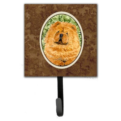 Chow Chow Leash Holder and Wall Hook