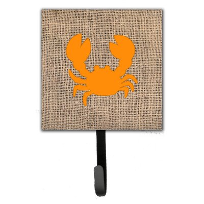 Crab Leash Holder and Wall Hook