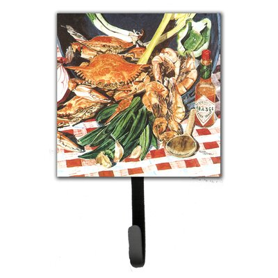 Crab Boil Leash and Wall Hook