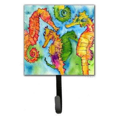 Seahorse Leash Holder and Wall Hook