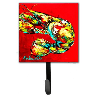 Crawfish Told You So Leash Holder and Wall Hook