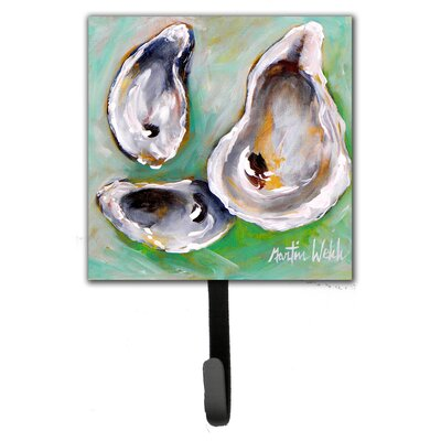 The Eye of The Oyster Leash Holder and Wall Hook