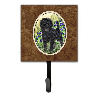 Affenpinscher Leash Holder and Wall Hook