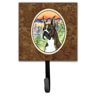 Boxer Leash Holder and Wall Hook