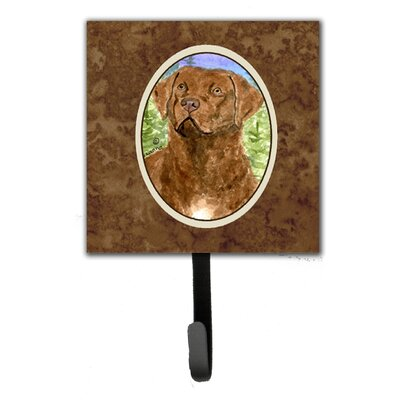 Chesapeake Bay Retriever Leash Holder and Wall Hook