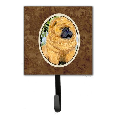 Chow Chow Leash Holder and Key Hook