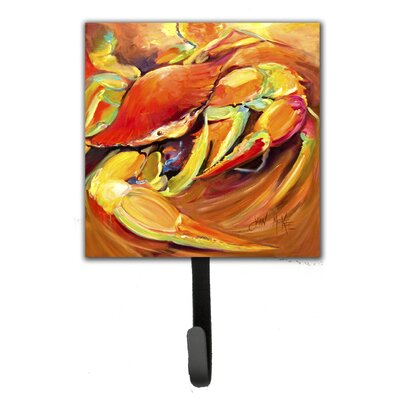 Crab Spice Leash Holder and Wall Hook