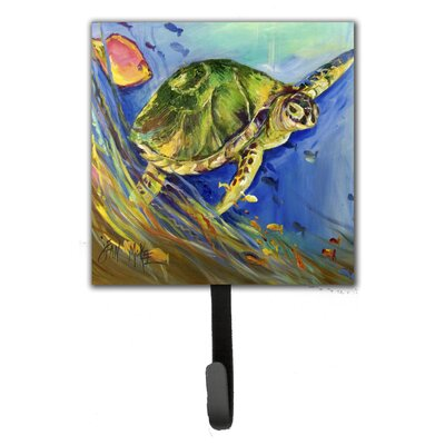 Loggerhead Sea Turtle Leash Holder and Wall Hook