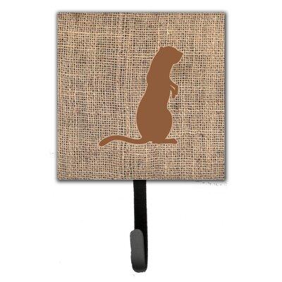 Meerkat Wall Hook