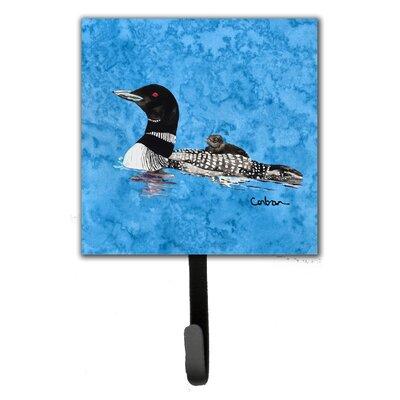 Loon Bird Wall Hook