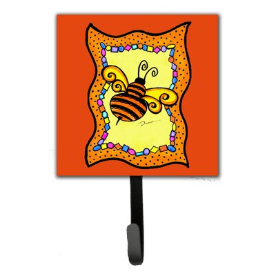 Bee Leash Holder and Wall Hook