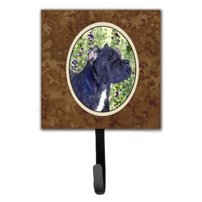 Cane Corso Leash Holder and Wall Hook