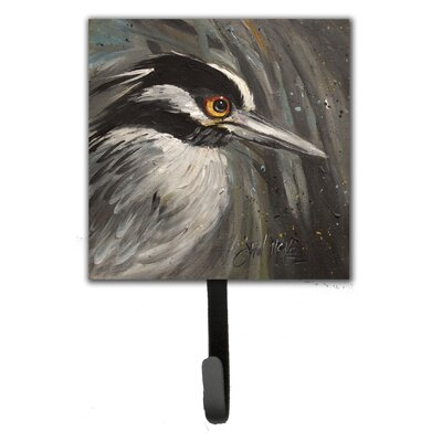 Night Heron Leash Holder and Wall Hook