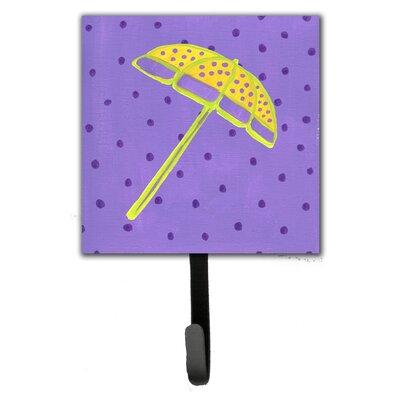 Beach Umbrella Leash Holder and Wall Hook