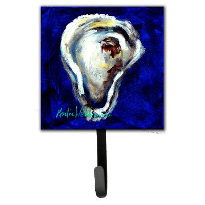 Oyster One Shell Leash Holder and Wall Hook