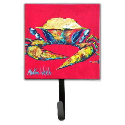 Crab One Leash Holder and Wall Hook