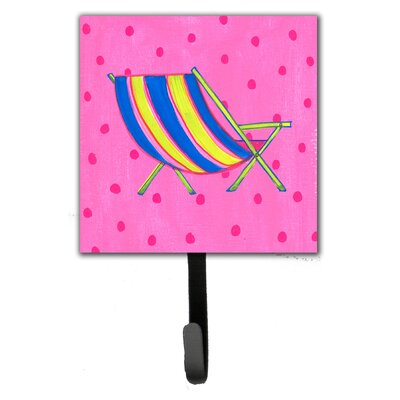 Beach Chair Leash Holder and Wall Hook
