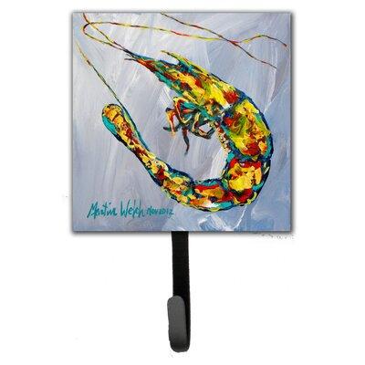 Iced Shrimp Leash Holder and Wall Hook