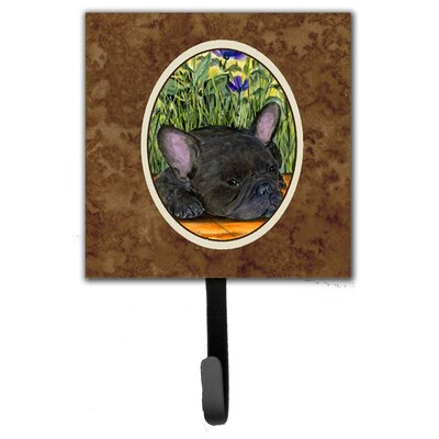 French Bulldog Leash Holder and Wall Hook