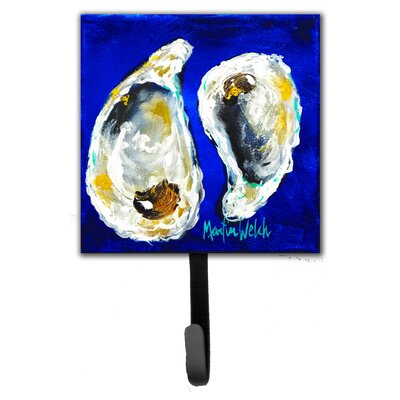 Oyster I Hear You Leash Holder and Wall Hook