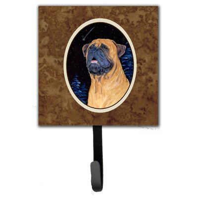 Bullmastiff Leash Holder and Wall Hook