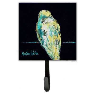 Bird Not My Problem Leash Holder and Wall Hook