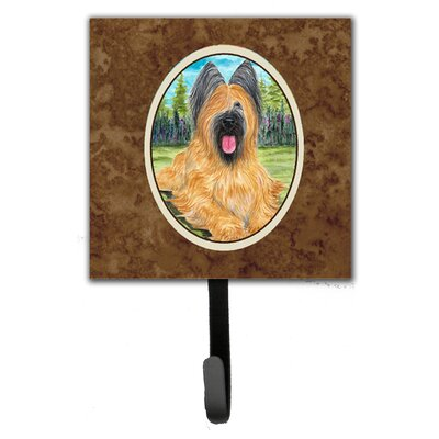 Briard Leash Holder and Wall Hook
