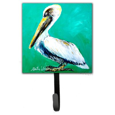 Pelican Lightin Up Leash Holder and Wall Hook