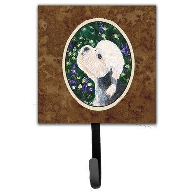 Dandie Dinmont Terrier Leash Holder and Wall Hook