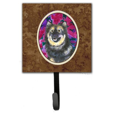 Finnish Lapphund Leash Holder and Wall Hook