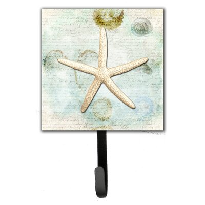 Starfish Leash Holder and Key Hook