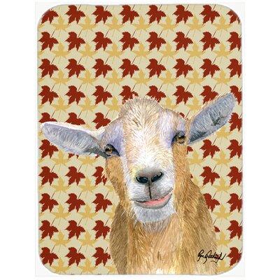 Goat Glass Cutting Board