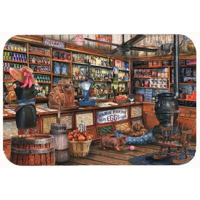 "The Good Old Days Kitchen/Bath Mat Size: 24"" W x 36"" L"