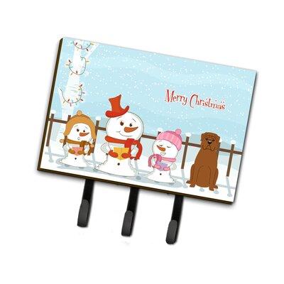 Christmas Dogue De Bourdeaux Leash or Key Holder