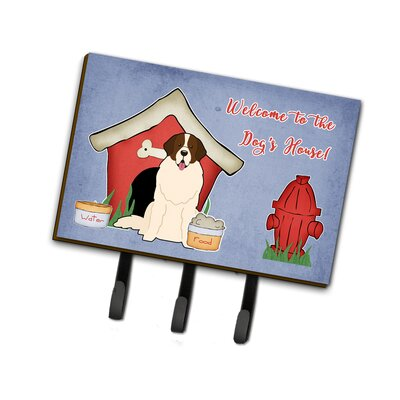 Dog House Moscow Watchdog Leash or Key Holder