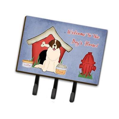 Dog House Moscow Watchdog Leash or Key Holder